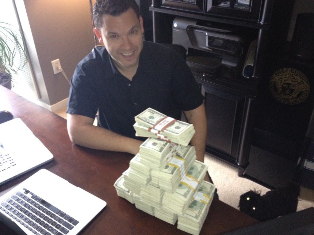 discover how much Timothy Sykes is worth